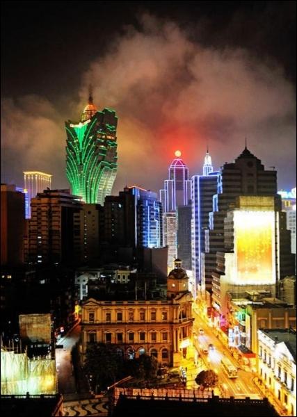 Quelle est la ville chinoise du jeu ?