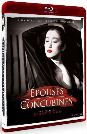 Qui est le réalisateur des films chinois  Epouses et concubines  et  Le secret des poignards volants  ?