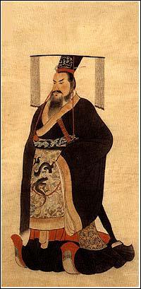 La civilisation chinoise existe depuis des millénaires, mais le 1er empereur chinois a vécu au IIIème siècle avant JC : qui est-ce ?