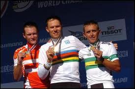 3 ième des championnats du monde sur route en 2010 ... .