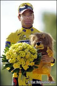 Premier australien a gagner le Tour de France, Cadel Evans avait terminé combien de fois 2ième avant de le gagner ?