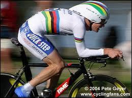 Premier australien champion du monde du contre la montre en 2003 ... .