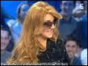 Dans l'émission 'On n'est pas couché' de Laurent Ruquier, quel personnage a-t-elle eu beaucoup de mal à interprêter car elle l'adore ?