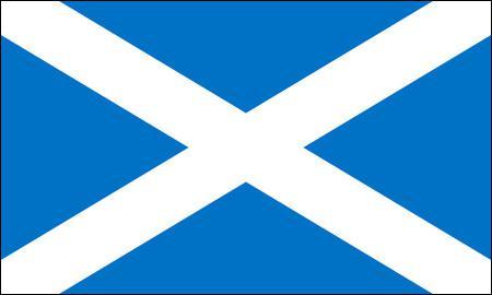 Quel est ce drapeau, intégré à celui de l'Union Jack ?
