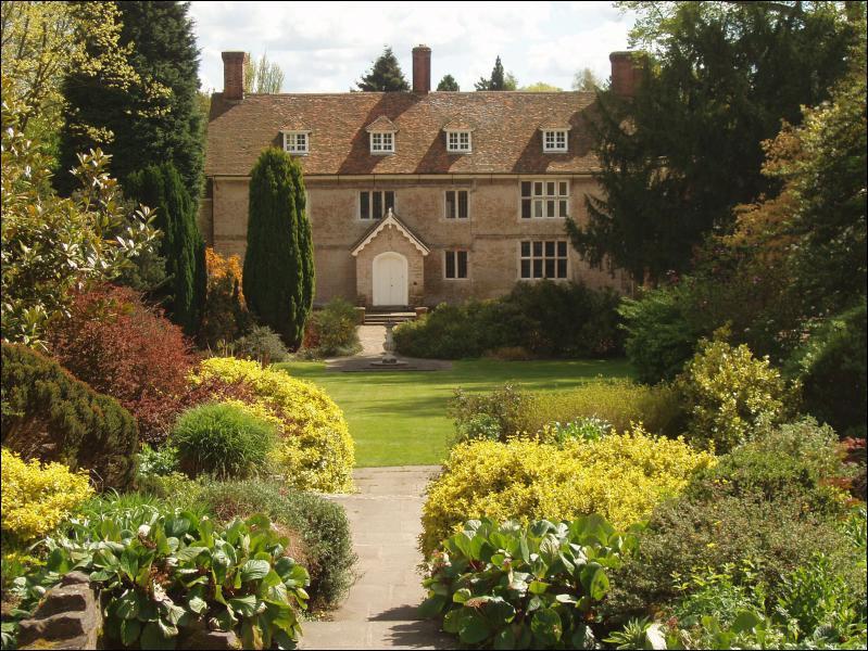 Quel comté est surnommé le jardin de l'Angleterre ?