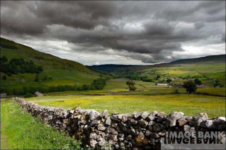 Quel est ce paysage, typique du Nord de l'Angleterre, qui a inspiré l'écrivain Emily Brontë ?