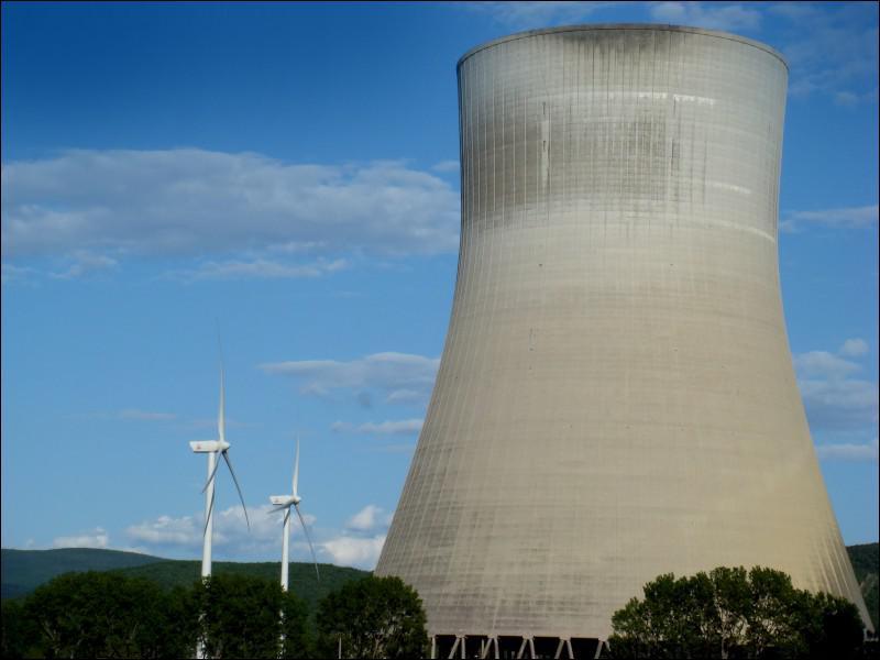 Quelle part représente le nucléaire dans l'approvisionnement énergétique de la Grande-Bretagne ? (17% pour la France)