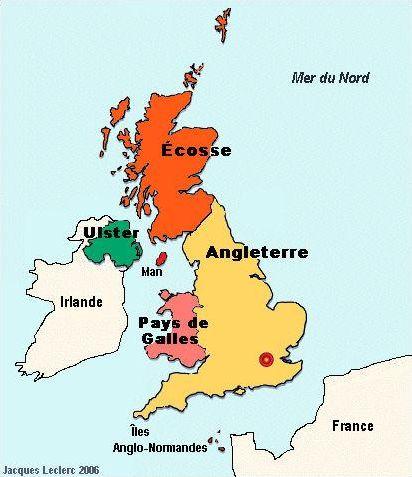 Le Royaume-Uni (quiz-photos)