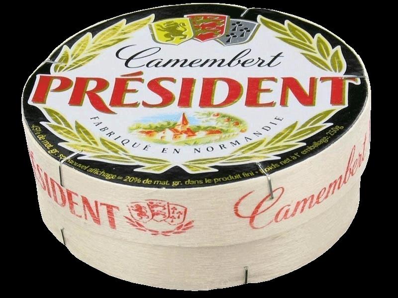 La marque Président a eu pas mal de slogans... Trouvez l'intrus !