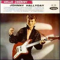 Quel fut le premier album de Johnny Hallyday ?