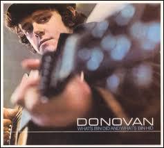 Quel a été le premier album de Donovan ?