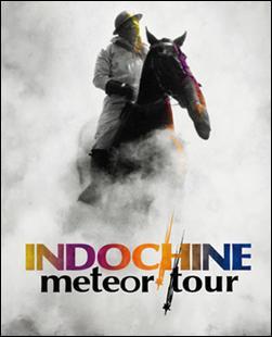 Le groupe Indochine est :