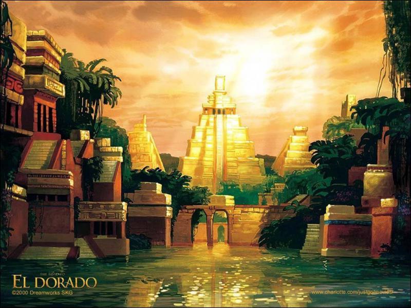 Dans quel pays est né le mythe de l'Eldorado ?