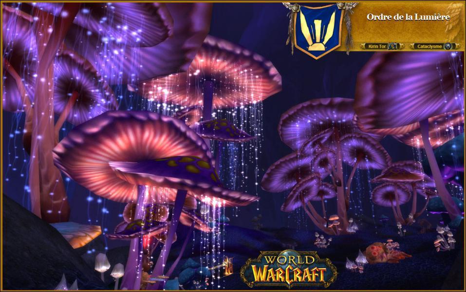 Dans World of Warcraft, lequel de ces mondes n'existe pas ?