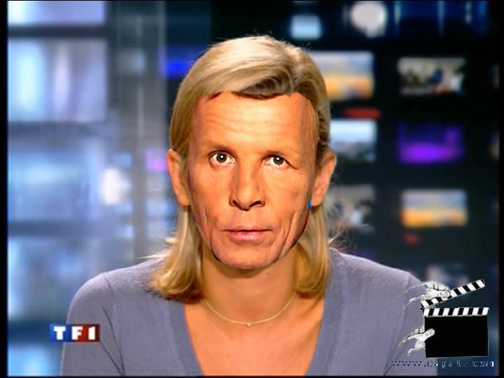 Fake Claire Chazal Et Segolene Royal