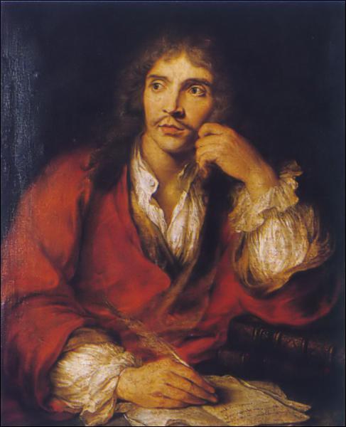 C'est le plus grand auteur de théâtre du XVIIème siècle. Il a écrit entre autres 'Georges Dandin'.