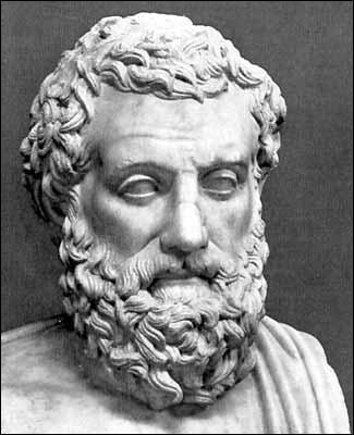 Ce Grec du -Vème siècle a écrit des comédies, comme 'L'Assemblée des femmes', une satire de la démocratie athénienne.
