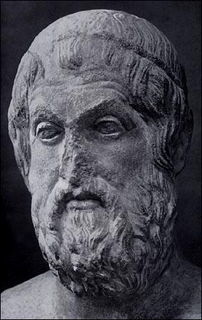 Il a inspiré l'auteur précédent par sa tragédie 'Antigone', au Vème siècle avant JC.