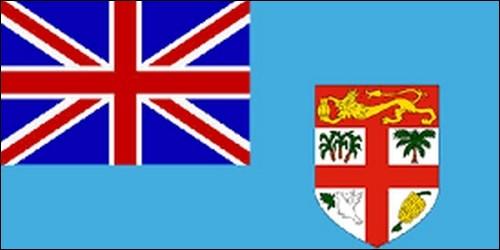 A lequel de ces pays d'Océanie correspond ce drapeau ?