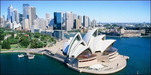 Quelle est la plus grande agglomération du continent océanique ?