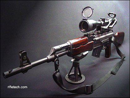 Quel sniper utilise-t-on pour des flashs coop ?