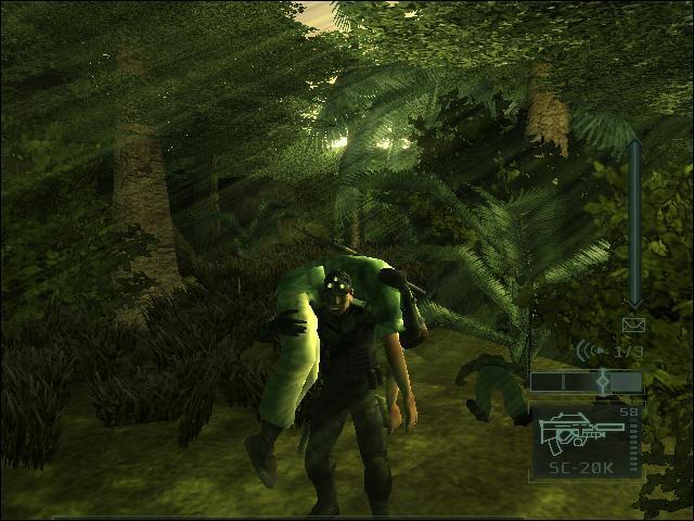 De quelle Splinter Cell cette image vient-elle ?