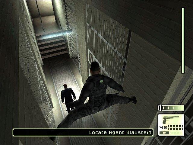 De quel Splinter Cell cette image vient-elle ?