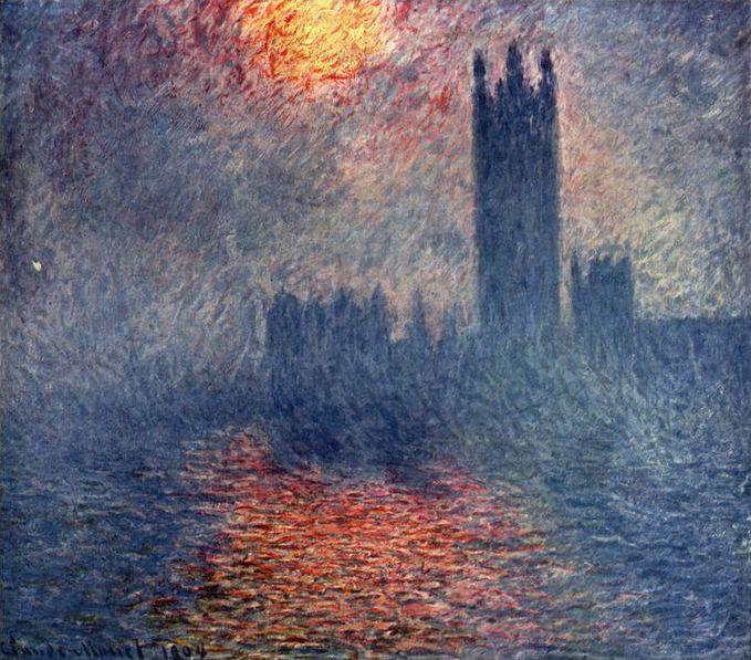 Peintures de Claude Monet