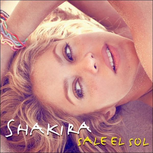 Shakira : First floor (uuh-oh), Room sixteen (uuh-oh), Smells like danger (let's go) Even better (let's go)