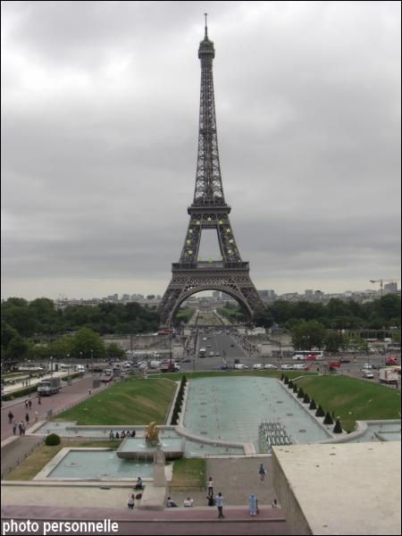 Pour quelle occasion a été imaginée la tour Eiffel ?