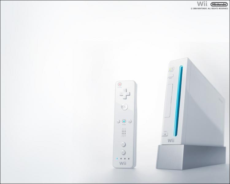 Quelle est cette console ?