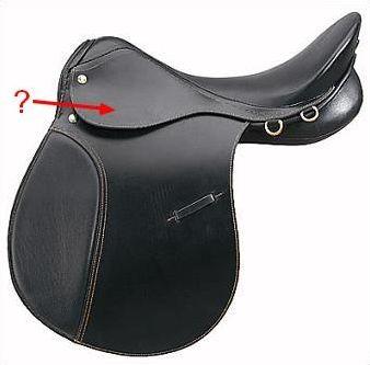Le matériel d'équitation