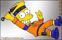 Qui est déguisé en Naruto ?