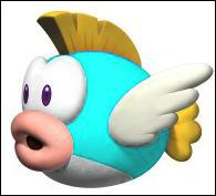 Que se passe-t-il si l'on tue ce Cheep-Cheep dans New Super Mario Bros. Wii ?