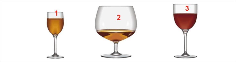 Santé ! ... . mais dans quel verre ?