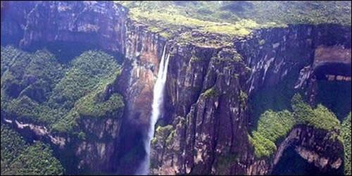 Quelles sont les plus hautes chutes du monde ?