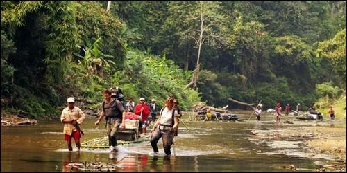 """Quelle jungle est au cœur du film """"Le Pont de la rivière Kwai"""" ?"""