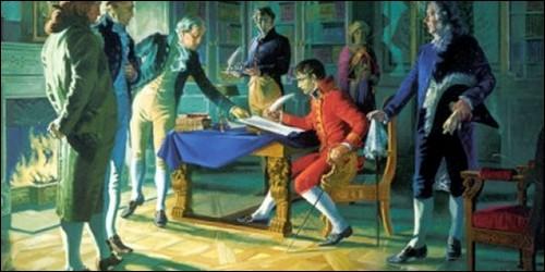 Que vendit, en 1803, Napoléon aux Etats-Unis pour une poignée de millions de dollars ?