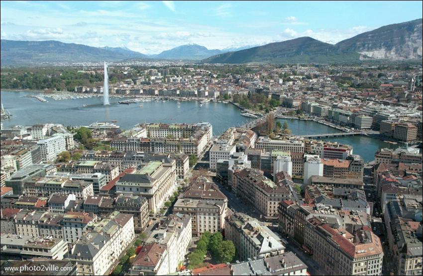 Dans quel pays se trouvent les villes de Genève et de Bâle ?