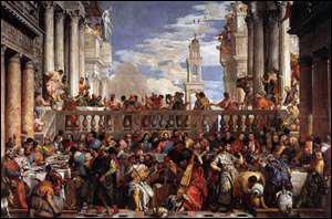 Qui a peint 'Les Noces de Cana' ?