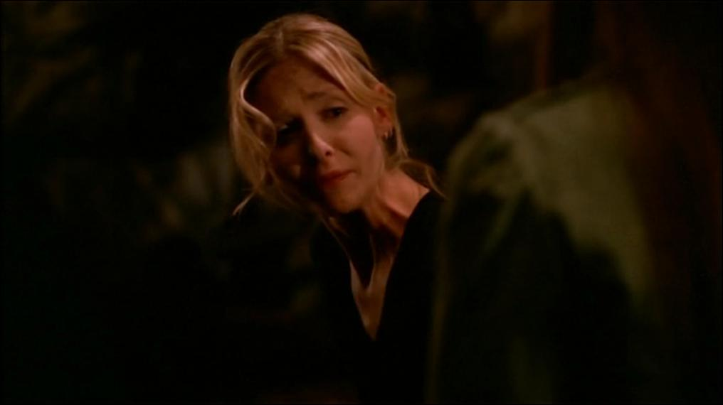 Pourquoi Buffy pleure-t-elle ?