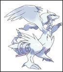 Qui est le Pokémon légendaire de la version noire ?