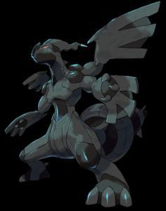 Qui est le Pokémon légendaire de la version blanche ?