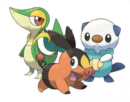 Quizz Pokémon noir et blanc