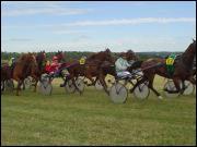 Sur les barrières de l'autostart on retrouve le n° des chevaux qui doivent se positionner derrière ?