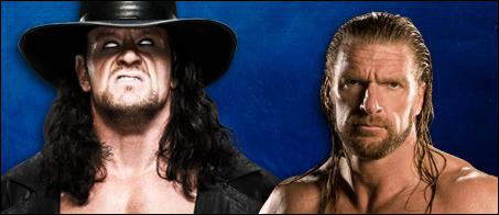 The Undertaker vs Triple H : qui est le vainqueur de ce 'No Holds Barred Match' ?