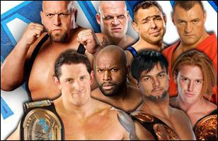 Big Show, Kane, Santino Marella & Kofi Kingston vs The Corre : qui sont les vainqueurs de ce match 4 contre 4 ?