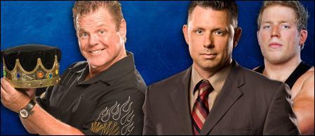 Jerry 'The King' Lawler vs Michael Cole : qui est le vainqueur ?