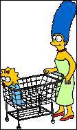 Quel est le prix final après que le caissier passe Maggie comme article ?