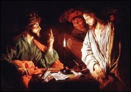 Jésus fut d'abord jugé devant le conseil des prêtres. Ce conseil religieux exerçait une autorité pour faire appliquer la loi juive. Quel est le nom du grand prêtre qui l'a condamné à mort pour avoir blasphémé le temple de Jérusalem ?